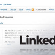 LinkedIn is where the action is for business professionals - Remke Blog