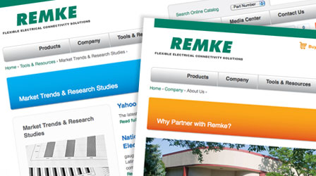 New on Remke Website - Remke Blog