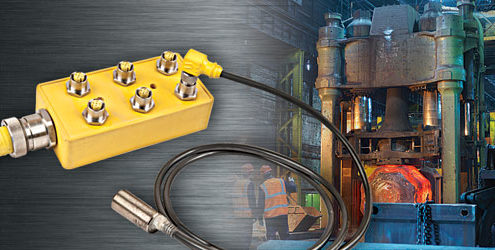Distribution Boxes and Molded Connectors for Control Panels, Presses and More - Remke Blog