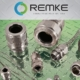 A catalog of Remke's Stainless Steel Deluxe Cord Grips with Mesh