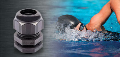 Electrical connectors for submerged and corrosive applications
