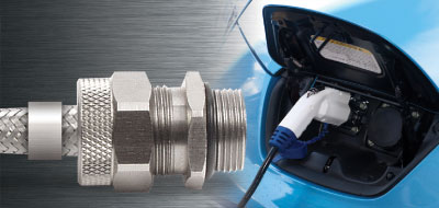 heavy-duty custom electrical connectors for electric vehicles
