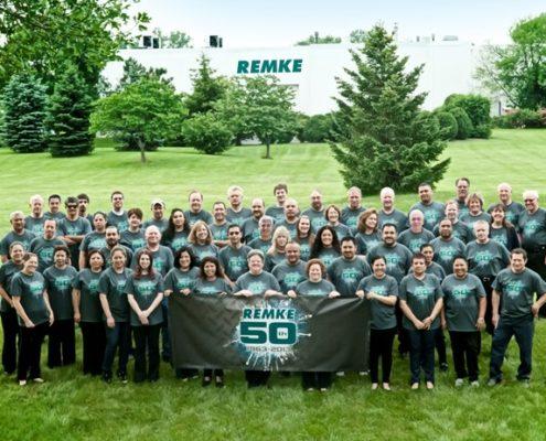 Remke Employees Celebrate 50 Years of Applied Wisdom - Remke Blog