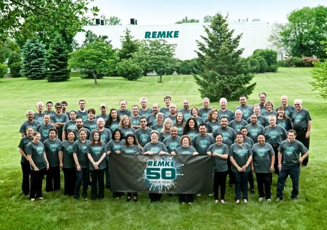 Remke Celebrates 50 Years