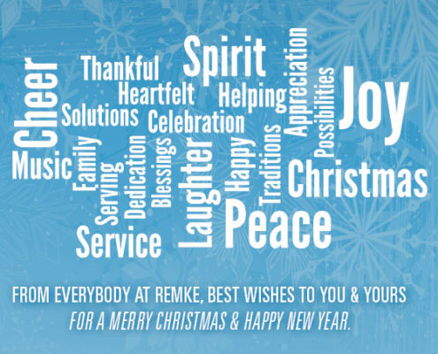 Happy Holidays from Remke
