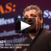TED Talk Save the World from Bad Meetings - Remke Blog