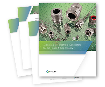 Stainless Steel Connectors for Paper and Pulp Whitepaper - Remke Blog