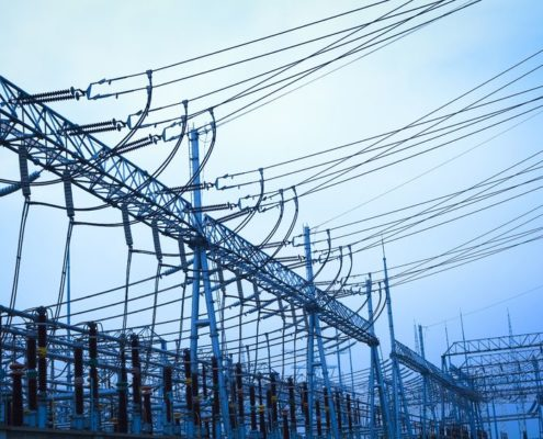 Securing Vertical Cable Runs for Utilities, Vertical Cable Runs, Industrial, Commercial and Residential - Remke Blog