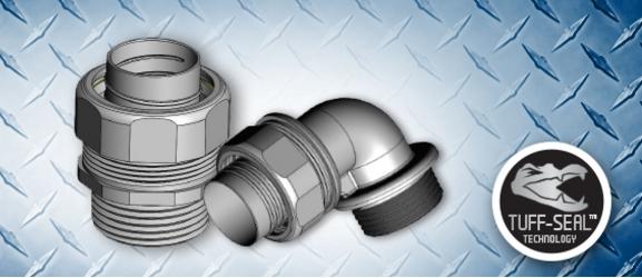 Aluminum Liquidtight Connectors