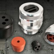 Custom Multiple hole bushings with cord grip assembly - Remke Blog