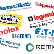 Manufacturers of Cord Grips and Cable Connectors Logos