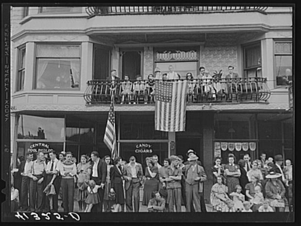 Labor Day Parade Flag celebrate the original labor day for manufacturing workers - Remke Blog