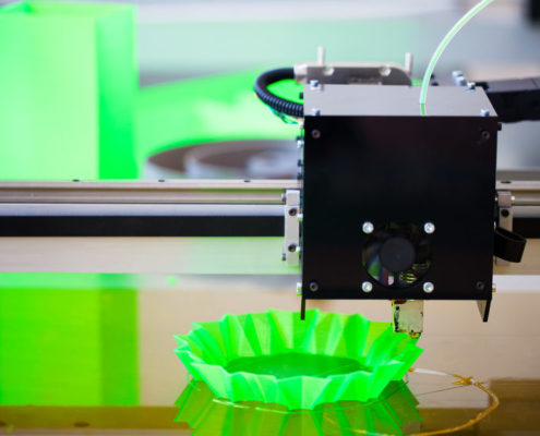 The Next Manufacturing Revolution: A TED Talk by Olivier Scalabre covers 3D printing and advanced robot technology - Remke Blog