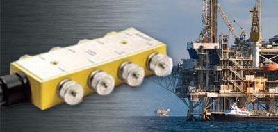 Electrical Distribution Box for Oil Platform