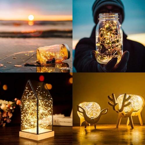 LED string lights for the holidays - Blog.Remke.com