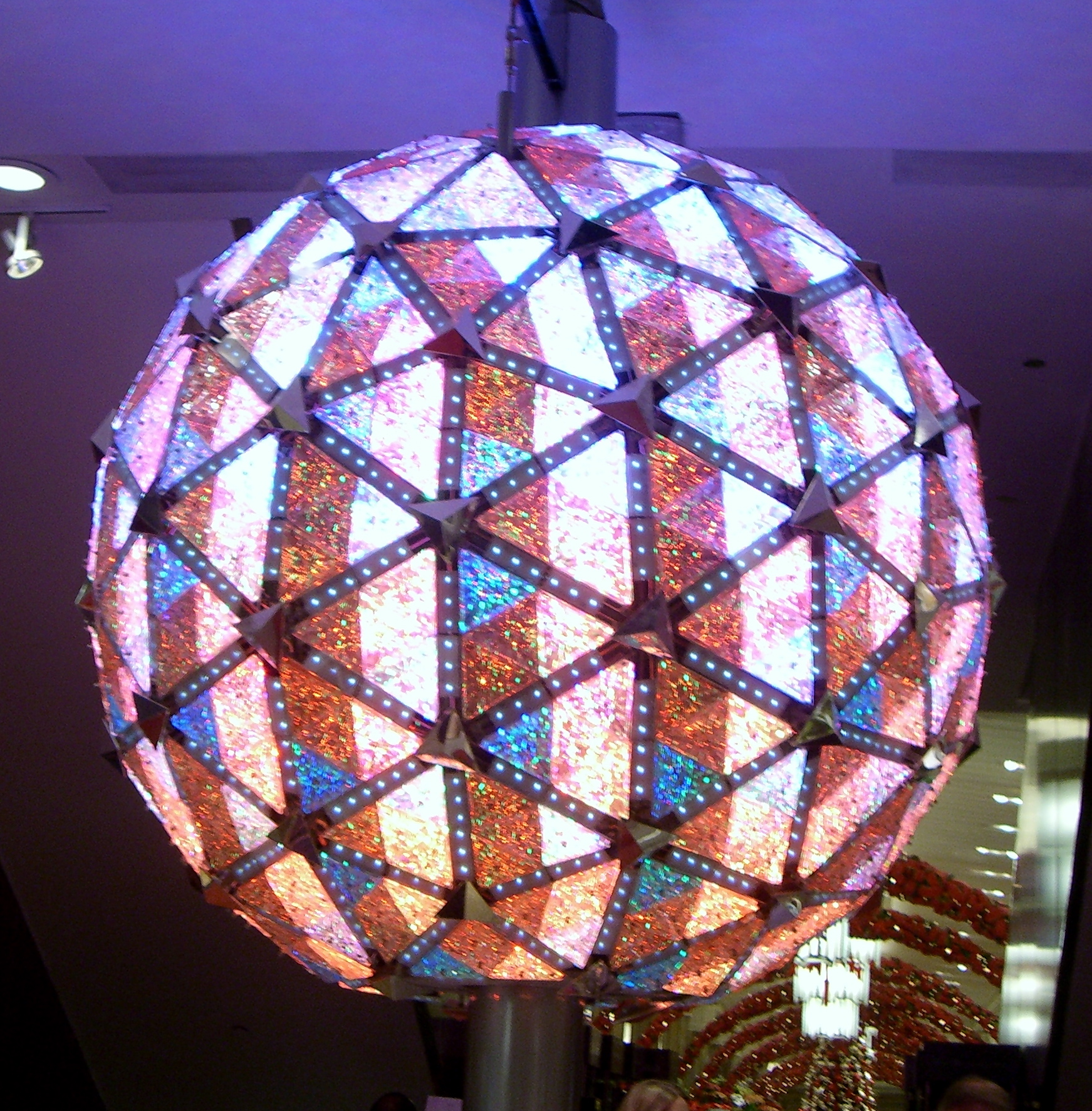 5 Things You May Not Know About the New Year's Eve Ball Drop from Remke - Blog.Remke.com