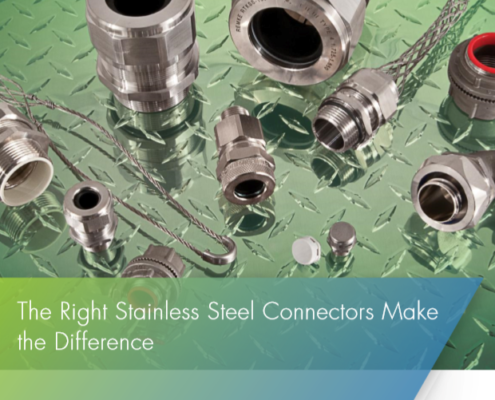 The Right Stainless Steel Connectors from Remke