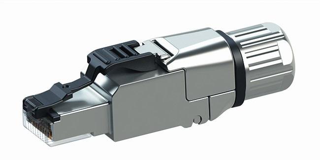 RJ45 Ethernet Connector with Compression Nut for Cable Strain Relief - Remke Blog