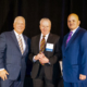 Mark Sweeney, President of Remke Industries accepts the IMA's 25 Year Legacy Award