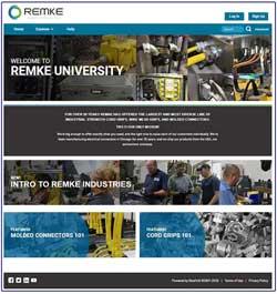 Remke University Home Page